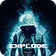 Explode Photoshop Action - GraphicRiver Item for Sale
