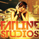 Fatline Studios Flyer and CD Template - GraphicRiver Item for Sale