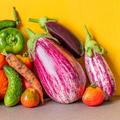 Organic vegetables healthy vegetarian food concept. - PhotoDune Item for Sale