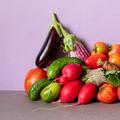 Healthy vegetarian food organic vegetables still life concept. - PhotoDune Item for Sale