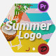 Summer Logo - VideoHive Item for Sale