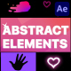 Abstract Pack | After Effects - VideoHive Item for Sale
