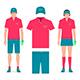 Golf clothes - GraphicRiver Item for Sale