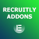 Recruitly Addons: Recruitment or Job listing plugin or addon for Elementor of WordPress. - CodeCanyon Item for Sale