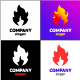 15 Fire Flames - GraphicRiver Item for Sale