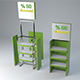 Sales Stand - 3DOcean Item for Sale