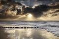 dramatic sky over stormy sea - PhotoDune Item for Sale