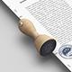 Rubber Stamp Mock up - GraphicRiver Item for Sale