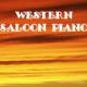 Western Saloon Piano