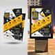 Construction Business Flyer + Poster Bundle - GraphicRiver Item for Sale