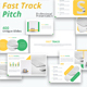 Fast Track Pitch Google Slides Template - GraphicRiver Item for Sale