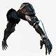 Warrior_Arms_Armor_Set_Model - 3DOcean Item for Sale