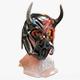 Warrior Head and Helmet Model - 3DOcean Item for Sale