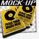 Mock Up For Flyer / Poster / Images - GraphicRiver Item for Sale