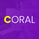 Coral - Responsive Email for Agencies, Startups & Creative Teams with Online Builder - ThemeForest Item for Sale