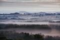 Hunter Valley Fog at Sunrise in Australia - PhotoDune Item for Sale