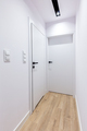 Corridor in modern design apartment with white door - PhotoDune Item for Sale