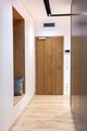 Corridor in modern design apartment with closet and seat - PhotoDune Item for Sale