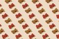 Modern pattern of dog food - PhotoDune Item for Sale