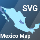 ZS Mexico map - CodeCanyon Item for Sale