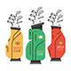Golf bag - GraphicRiver Item for Sale
