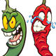 Chili Peppers - GraphicRiver Item for Sale