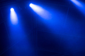 Stage lights in the dark at music festival - PhotoDune Item for Sale