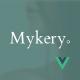 Mykery - Beauty Salon Vue JS Template - ThemeForest Item for Sale