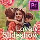 Romantic Lovely Slideshow for Premiere Pro - VideoHive Item for Sale