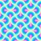 Unicorn Rainbow Stripes Pattern - GraphicRiver Item for Sale