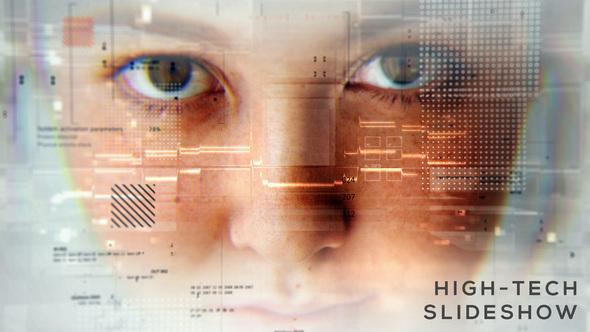 High-Tech Slideshow