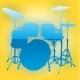 Triumphal Drums & Pulsar Logo - AudioJungle Item for Sale