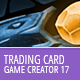 Trading Card Game Creator - Vol 17 - GraphicRiver Item for Sale