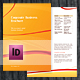 Half-Hold Corporate Business Brochure - GraphicRiver Item for Sale