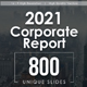 2021 Corporate Report Powerpoint Templates Bundle - GraphicRiver Item for Sale