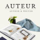 Auteur – WordPress Theme for Authors and Publishers - ThemeForest Item for Sale