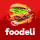 Foodeli - Food Ordering & Delivery WordPress Theme - ThemeForest Item for Sale