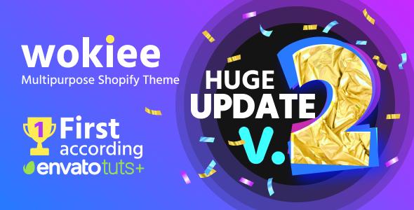 Wokiee – Multipurpose Shopify Theme, Gobase64