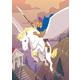 Greek Hero Bellerophon - GraphicRiver Item for Sale