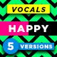 Happy Summer Girls Singing Girly Pop Vocals