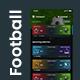 Fantacy League Contest App UI | Fantacy 11 - GraphicRiver Item for Sale