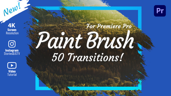 Brush Transitions
