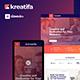 Kreatifa - Creative Digital Agency Elementor Template Kit - ThemeForest Item for Sale