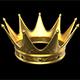 Gold Crown 3D Model - 3DOcean Item for Sale