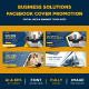 Corporate Facebook Timeline Cover Design Template - GraphicRiver Item for Sale