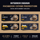Furniture Facebook Cover Templates - GraphicRiver Item for Sale
