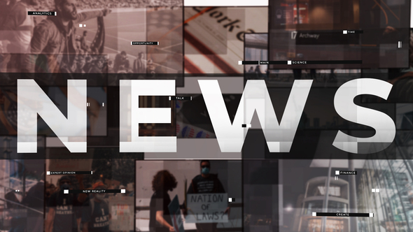 Daily News Intro