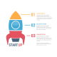 Rocket - Infographic Template - GraphicRiver Item for Sale