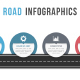 Road Infographics - GraphicRiver Item for Sale