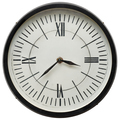 Classic white wall clock - PhotoDune Item for Sale